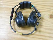 Sonetronics H-173c/aic Military Radio Headset Assembly Hearing Protection New