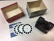 Vintage 3d View-master Viewmaster Model E Sawyers 1955-1961 60 Years Old Boxed
