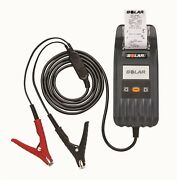 New Solar Ba327 Battery/charging System Analyzer W Built In Printer 10' Leads