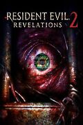 Rgc Huge Poster - Resident Evil Revelations 2 Ps4 Ps3 Xbox One 360 - Ree057