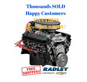 New Gm Chevrolet Performance 19367082 350/357 Deluxe Engine 19420871 19420882