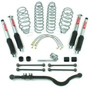 Eibach 28108.980 Pro-system Lift Kit For 11-13 Jeep Grand Cherokee 2wd/4wd V6