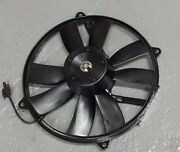 Lh Auxiliary Cooling Fan Mercedes C Class 94-00, Clk 99-03 See Fitment Below