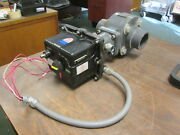 Hayward Actuating Butterfly Valve Evs3 Kx2 Pvc Body Torque 300in/lbs 115v Used