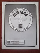 Brochure Emerson Electric Mamee Compact Ammunition Feed System Helicopter Tank