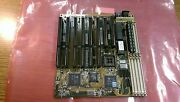 Micronix 09-00140-01 386sx-25 Isa Motherboard Mainboard With Cpu/memory