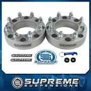 Fits 05-20 Ford Excursion F250 F350 Sd Front 2x Hubcentric 2 Wheel Spacers