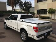 Truck Covers Usa Crjr101white American Work Cover Jr. Fits F-150 F-150 Heritage