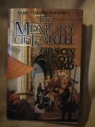 Excellent Condition First Trade Addition Signed Book By Orson Scott Card