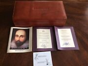 Krone Shakespeare Limited Edition Box No Pen Included Box And Papers Only