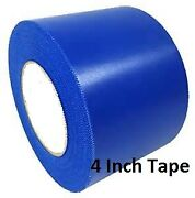 4 X 180and039 Blue Shrink Wrap Tape Heat Shrink Tape Boat Shrink Wrap Tape 4 Inch