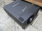 Christie Road Runner L6 Lcd Projector 38-rs1001-02 1ph 120/240v Used