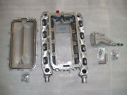 07-14 Shelby Gt500 Supercharger Lower Intake Manifold 5.4 5.8 Dohc Whipple Tvs