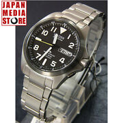 Citizen Promaster Land Pmd56-2952 Eco-drive Radio Watch 100 Genuine From Japan