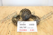 211463 Eaton - Spicer Gear Set. Good Used. Fits Ds404 2.85 Ratio