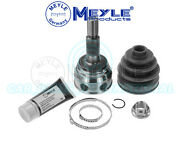 Meyle Cv Joint Kit / Drive Shaft Inc Boot And Grease No. 30-14 498 0038