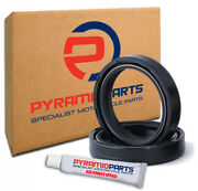 Pyramid Parts Fork Oil Seals For Ktm 300 Mxl 98-99