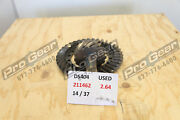 211462 Eaton - Spicer Gear Set. Good Used. Fits Ds404 2.64 Ratio