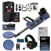 Minelab Sdc 2300 Metal Detector Special With Pro-sonic Wireless Audio System