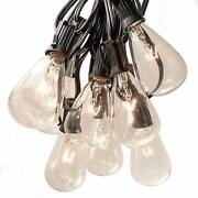Vintage Outdoor Patio String Lights 100', 50', And 25' Length