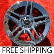 Set Of 4 Chrome 19 Ford Mustang Gt500 Oem Factory Wheels Rims 3814
