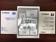 Yamaha 6y8 Multi-function Meter Operation And Installation Manual Set