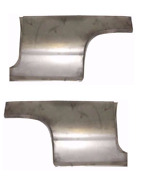 Chevrolet Chevy Front Quarter Panel Set Left And Right 67-68 Schott