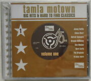 Tamla Motown - Big Hits And Hard To Find Classics - Volume One -brand New - Cd