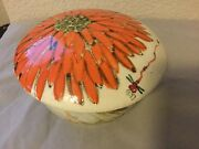 Studio Art Pottery French Butter Dish Butter Bell Artist signed