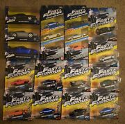 Fast And Furious Diecast Plymouth Carro Ripsaw Dom's Chevvy Mustang Charger Nissan