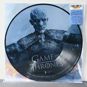 Game Of Thrones Ice Fire Picture Disc 2017 Black Friday Record Max Rsd Vinyl Lp