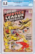 Brave And The Bold 29 Cgc 5.5 Dc 1960 2nd Justice League Jla G11 121 1 28 Cm