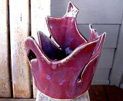 Abstract Art Pottery Contemporary Modern Vase Vessel Signed Pacific Northwest?