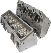 Rhs Sbc Aluminum Cylinder Heads Choose Combustion Chamber And Intake Size