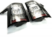 Land Rover Range Rover L405 Led Tail Light Rear Stop Flasher Lamp Set Rh And Lh