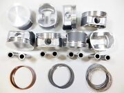 Piston And Ring Set Fit`s Hemi 5.7l Jeep And Chrysler 2003-2006