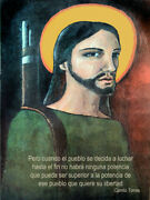 Political Poster.colombian Rebel Priest Camilo Torres.inspirational Quote.q970