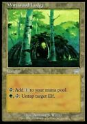 Wirewood Lodge Onslaught [ Excellent ] [ Magic Mtg ]