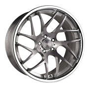 20 Vertini Rf1.4 Forged Titanium Concave Wheels Rims Fits Cadillac Cts V Coupe