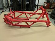 2011 11-13 Ducati 848 Evo Frame Chassy Clean Tit 100 Straight Ready