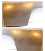 Ford Galaxie Front Quarter Panel Set Left And Right 1969-1970 Schott