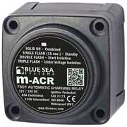 Blue Sea 7601 M-series Automatic Charging Relay 12v 24v Dc 65a