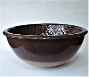 Vintage Modern Gordon Martz Large Studio Pottery Bowl