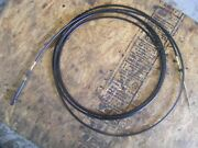 Oem Johnson Envirude 24and039 Throttle Shift Control Cable 764124 Outboard