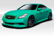 For 2008-2015 Infiniti G Coupe G37 Q60 Lbw Wide Body Kit 7 Piece 113664