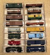 Rare Micro Trains Collectible Cars And Limited Editions 2