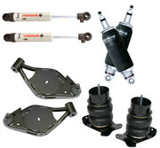 Ridetech 12060298 Air Suspension System