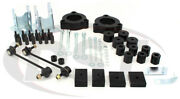 Daystar Suspension Lift Kit,1.5 Lift,coil Spring Spacers,15-17 Jeep Renegade