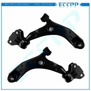 For 2010-2012 2013 Mazda 3 2pcs Front Lower Control Arm And Ball Joint Assembly