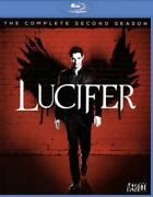 Lucifer The Complete Second Season New Blu-ray Disc